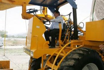Impulsa Marín mecanización del campo