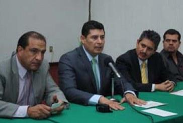 Zamitiz Delgadillo, secretario adjunto del PRI estatal