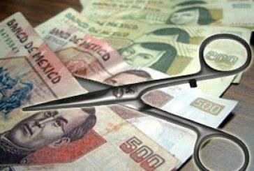 Recorta Federación 4 mil millones de pesos a Puebla