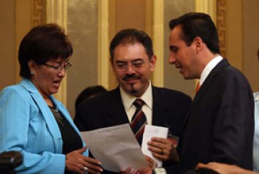 Con Marín de gran legislador, arranca periodo en Congreso