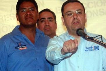 ?No pactamos con delincuentes?: Germán Martínez
