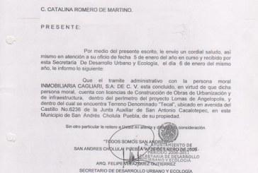 Ampara justicia federal a poblana contra Cuautli y Posada