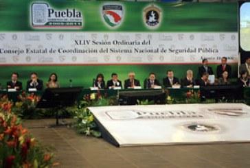 Puebla entre los estados más seguros del país