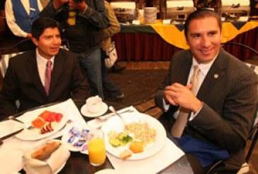 La dupla en AN se define en convenciones, no en desayunos