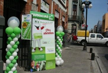 Abrirá IAPEP más farmacias en municipios poblanos