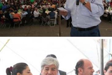 Se reúne García Ramírez con mil colonos de la capital
