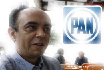 Miguel Méndez, favorito para dirigir PAN municipal