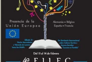 Lista, IV Feria Internacional de Lectura