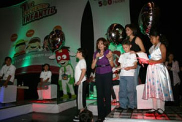 Inaugura Alcalá primer encuentro infantil