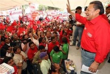 Gabinete con mayoría de género, ofrece Montero