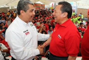 Montero y Zavala prometen nueva forma de gobierno