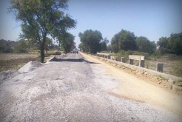 Suma gobierno 300 kms de carreteras nuevas