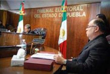 TEEP no abrirá paquetes electorales de 9 municipios