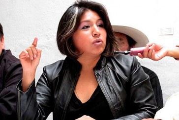 Roxana Luna teme por su seguridad