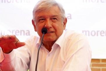 AMLO denuncia autoritarismo de Moreno Valle