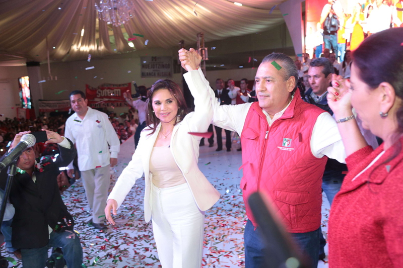 Blanca Alcal‡ se registra