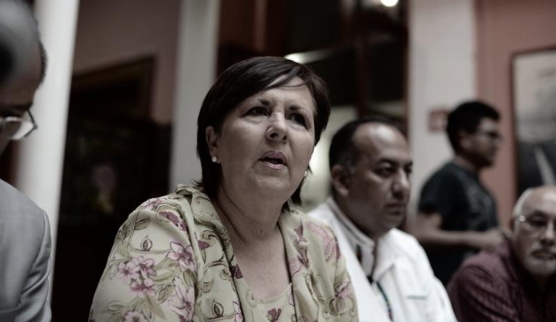 Ana Tere, nuevamente a tribunales