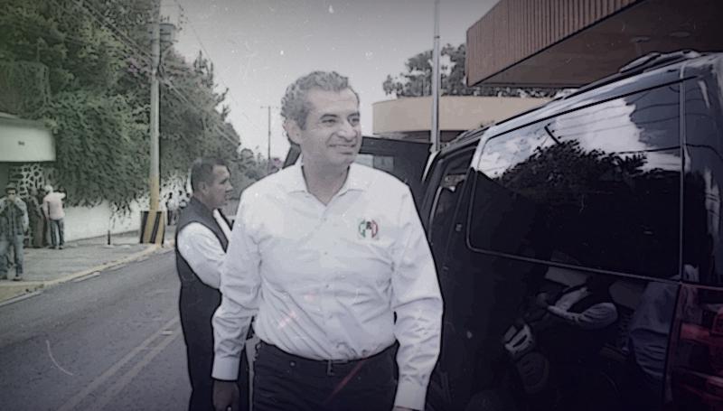 Recibe PRI Puebla al dirigente Nacional del PRI Enrique Ochoa
