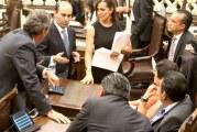 Piden al Congreso de la Unión revisar sistema penal y plurinominales