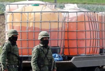 Buscan contener delitos por combate al huachicol