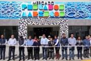 Empresa sancionada de Veracruz opera mercado en Puebla