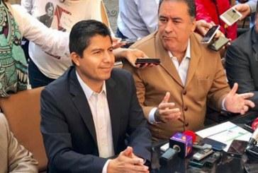 Embargo es represión del estado: Eduardo Rivera