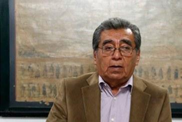 Abraham Quiroz augura que personajes externos se adueñarán de Morena