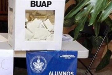 Sin sorpresas: Esparza cuatro años más rector de la BUAP