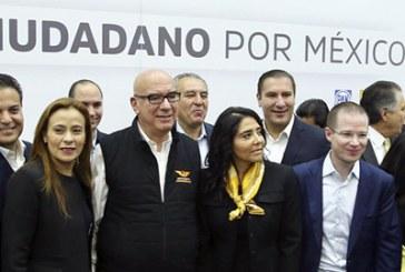 Moreno Valle quiere abanderar el Frente Ciudadano por México