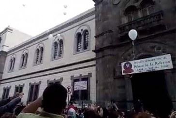 Desde 2015 se reportó riesgo en Héroes de la Reforma