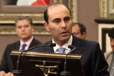 Aguilar Chedraui dejará el Congreso para hacer campaña
