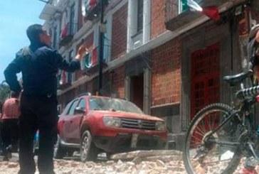 10 mil viviendas afectadas por sismo