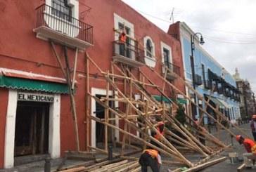 Alzan la mano constructores poblanos para participar en reconstrucción