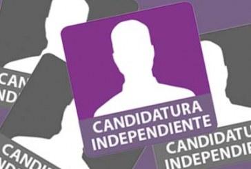 Exfuncionarios buscan candidaturas independientes