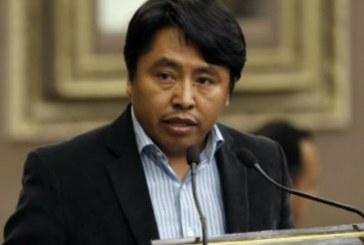 Diputado acusa sometimiento del Poder Legislativo