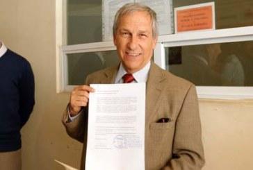 Cárdenas impugna requisitos para independientes