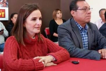 Critica Nancy de la Sierra al consejo estatal de Morena