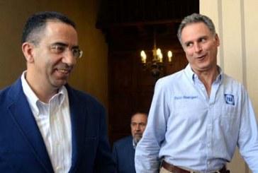 No afecta al PAN la renuncia de Lozano: Pablo Rodríguez