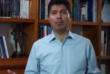 Daré la batalla en el PAN: Eduardo Rivera