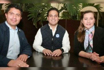 Rivera y Alonso, los candidatos del PAN