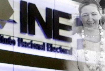 INE recibe dos quejas por promoción de Martha Erika Alonso