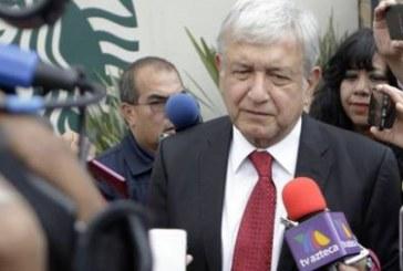 En Morena no hay imposición, dice AMLO en Puebla
