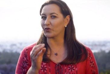 Martha Erika lamenta feminicidios en Puebla; Barbosa le reprocha