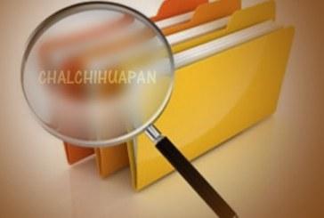 Fiscalía reserva documentos del Fideicomiso de Chalchihuapan