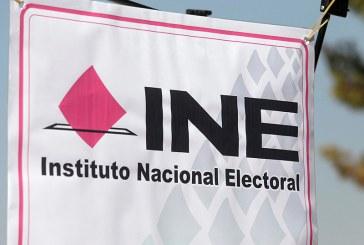 Validará INE candidaturas a horas del arranque de campañas