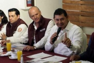 Candidatos de Morena piden debate