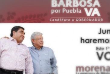 PAN denuncia promoción de presidenciales en Puebla