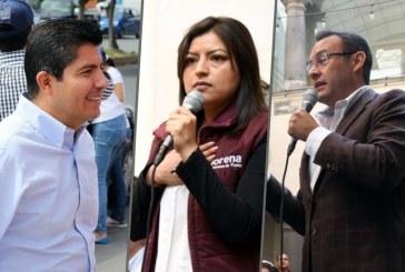 Aspirantes municipales abiertos a debatir