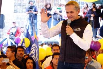 Ve Mancera elección de dos en Puebla
