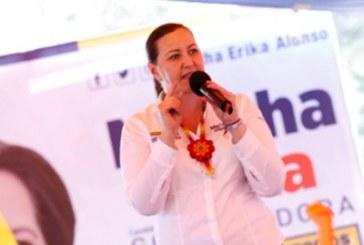 Barbosa está nervioso, dice Martha Erika